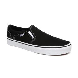 Pánska rekreačná obuv VANS-MN Asher Canvas black/white