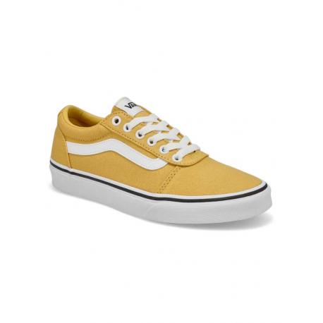 Dámska rekreačná obuv VANS-WM Ward Canvas ceylon yellow/white