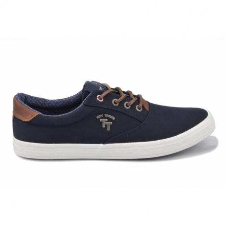Pánska rekreačná obuv TOM TAILOR-Brawdy navy