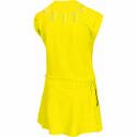 Dievčenské šaty 4F-GIRLS-dress-HJL21-JSUDD001A-71S-Yellow -