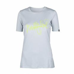Dámske turistické tričko s krátkym rukávom NORTHFINDER-ALAYSIA-319grey