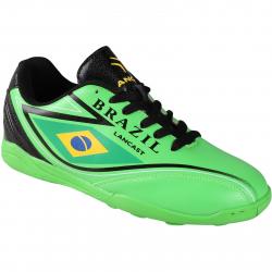 Dámske futbalové kopačky halové LANCAST SFJ4301 LBID BRASIL shoes