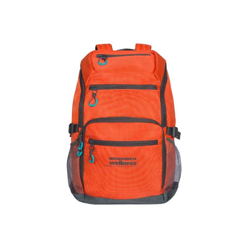 GRIZZLY-RU-710-1/4 Batoh Oranžová 26L