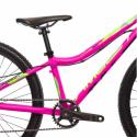 Juniorský horský bicykel AMULET-Tomcat 24, pink shine , size 24, 2020 -