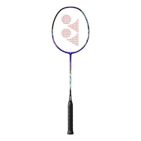 Badmintonová raketa pro pokročilé YONEX-NANOFLARE DRIVE PURPLE