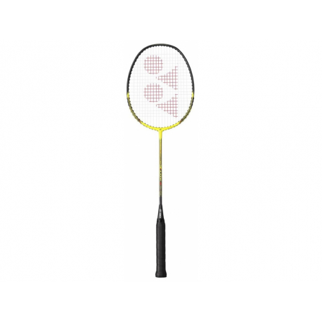 Badmintonová raketa pro pokročilé YONEX-Isometric LITE 3 YELLOW 3U / 88gr.