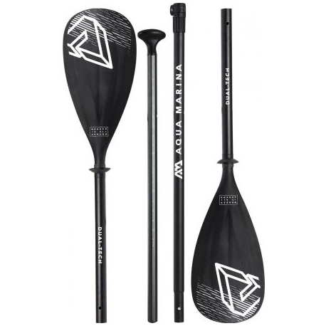 Pádlo pre paddleboard AQUA MARINA-Dual-Tech 2v1 combo