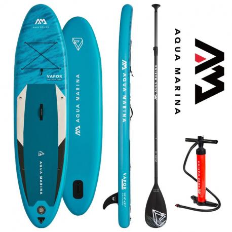 Set paddleboard a padlo AQUA MARINA-Vapor 315 x 79 x 15 cm