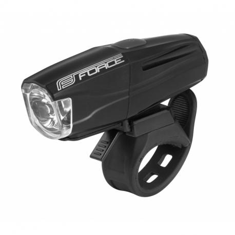 Cyklistické svetlo FORCE-SHARK 500LM USB