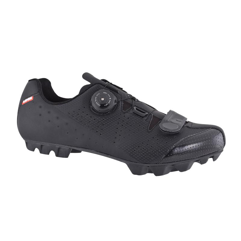 LUCK-PRO mtb cycling shoes Black 43 Čierna 2021