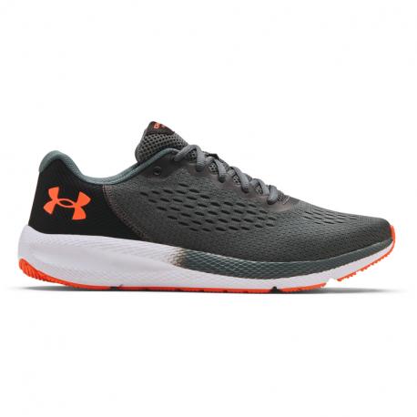 Pánska športová obuv (tréningová) UNDER ARMOUR-UA Charged Pursuit 2 SE grey