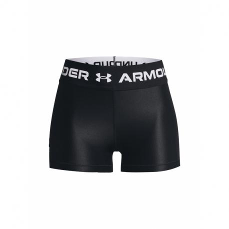 Dámske kompresné kraťasy UNDER ARMOUR-UA HG Armour WM WB Shorty-BLK