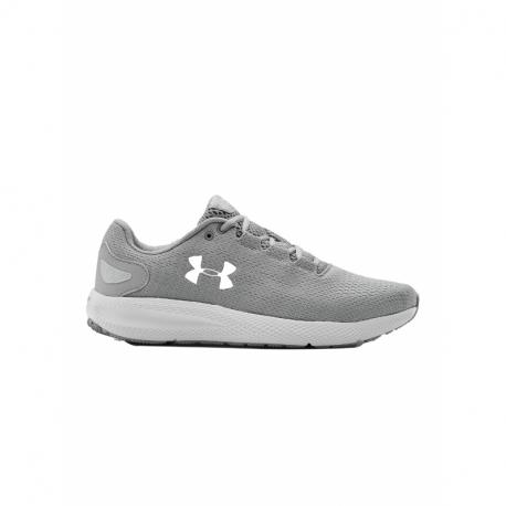Pánská sportovní obuv (tréninková) UNDER ARMOUR-UA Chargerd Pursuit 2 grey