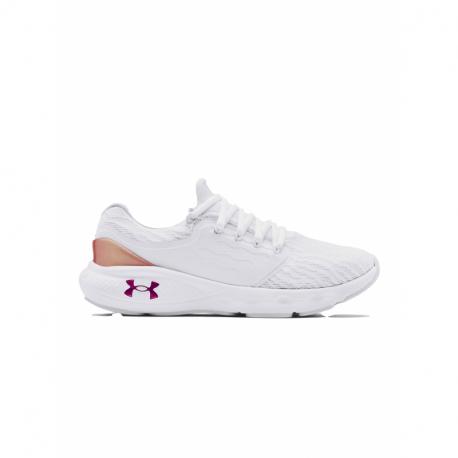 Dámská běžecká obuv UNDER ARMOUR-UA W Charged Vantage Colorshift white
