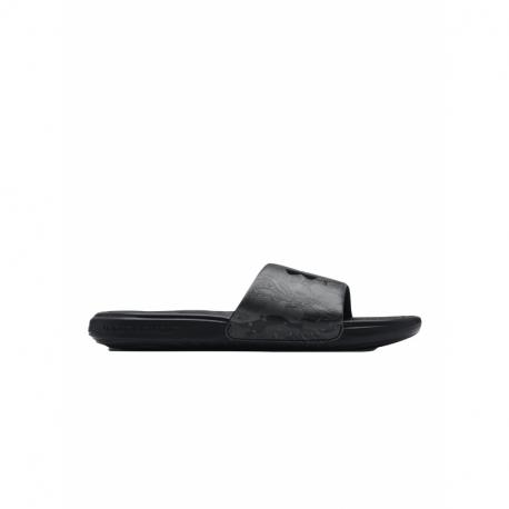 Pánské žabky (plážová obuv) UNDER ARMOUR-UA M Ansa Graphic black