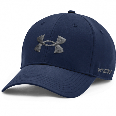 Šiltovka UNDER ARMOUR-UA Golf96 Hat-NVY