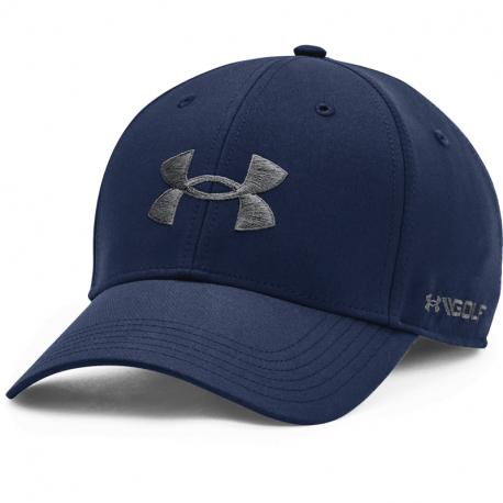 Toviltovka UNDER ARMOR-UA Golf96 Hat-NVY