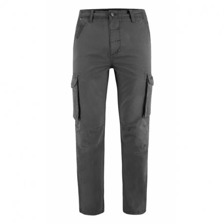 Pánské kalhoty VOLCANO-R-HAMPTER-GREY