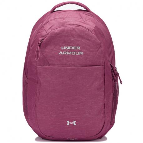 Dámský batoh UNDER ARMOUR-UA Hustle Signature Backpack-PNK