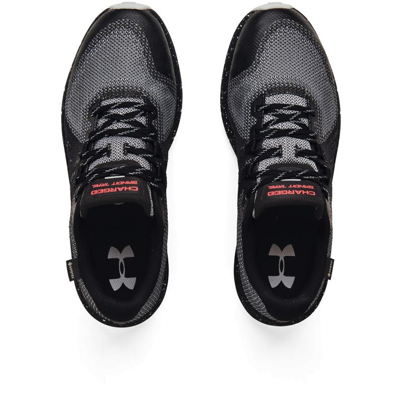 Pánska bežecká trailová obuv UNDER ARMOUR-UA Charged Bandit Trail GTX black -