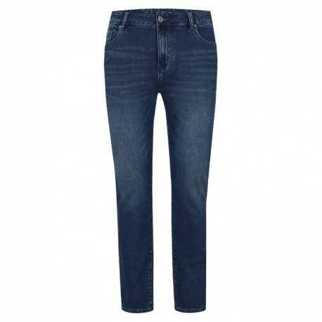 Pánské riflové kalhoty PATROL-D-JERRY 35-NAVY DARK