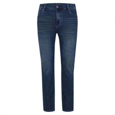 Pánske riflové nohavice PATROL-D-JERRY 35-NAVY DARK