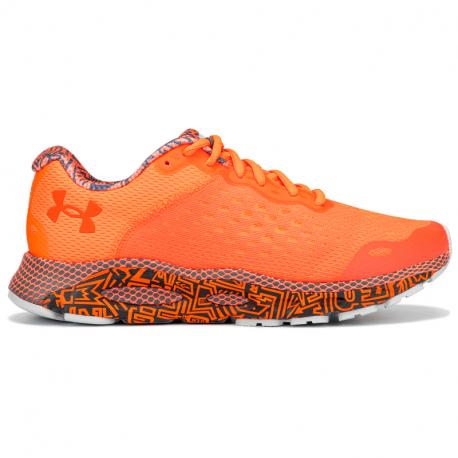 Pánská běžecká obuv UNDER ARMOUR-UA HOVR Infinite 3 Marathon orange (EX)