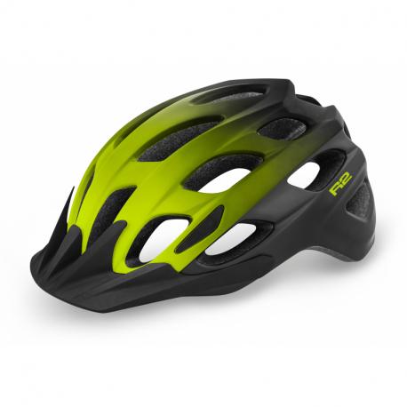 Cyklistická prilba R2-CLIFF Black