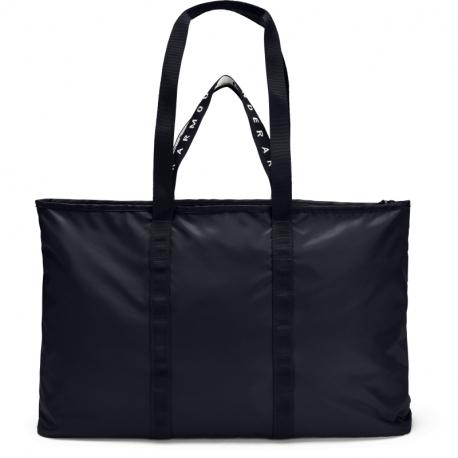Dámska taška cez rameno UNDER ARMOUR-UA Favorite 2.0 Tote-BLK