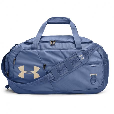 Cestovná taška UNDER ARMOUR-UA Undeniable 4.0 Duffle MD-BLU