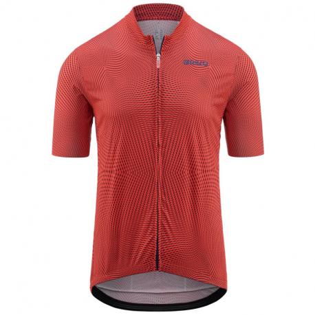 Pánsky cyklistický dres s krátkym rukávom BRIKO-CLASSIC JERSEY 2.0 A08
