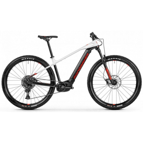 Horský bicykel MONDRAKER-Prime, black/white, 2021