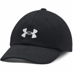 Juniorská šiltovka UNDER ARMOUR-UA Play Up Hat-BLK
