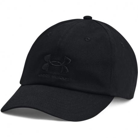 Dámská kšiltovka UNDER ARMOUR-UA Essentials Hat-BLK