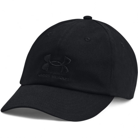 Dámska šiltovka UNDER ARMOUR-UA Essentials Hat-BLK