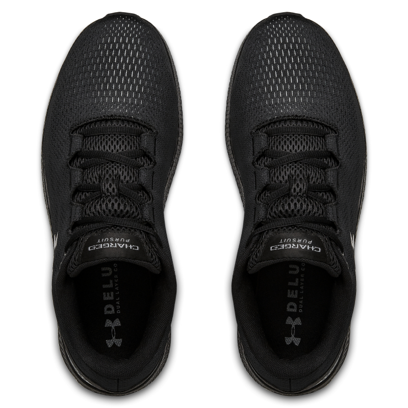 Pánská sportovní obuv (tréninková) UNDER ARMOUR-UA Chargerd Pursuit 2 black (EX) -