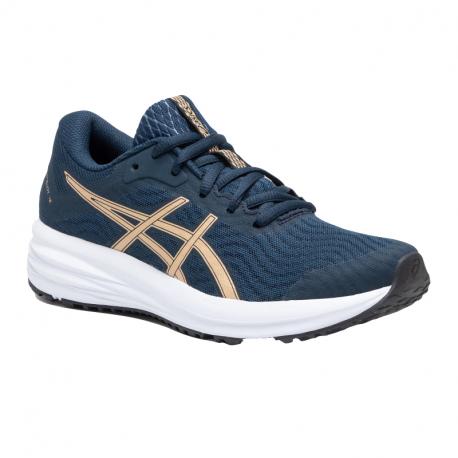 Dámska športová obuv (tréningová) ASICS-Patriot 12 french blue/champagne