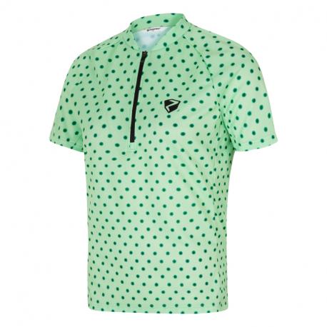 Dámsky cyklistický dres s krátkym rukávom ZIENER-PRESCILLA lady (tricot)