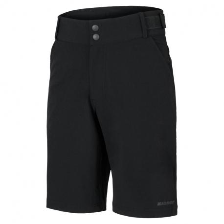 Cyklistické nohavice ZIENER-PHILIAS X-FUNCTION man (shorts)