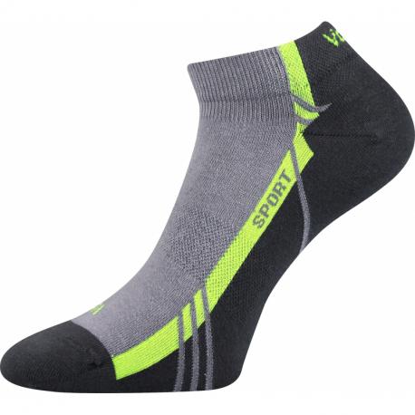 Běžecké ponožky VOXX-Pinas- II.-grey