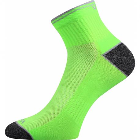 Běžecké ponožky VOXX-Ray- REFLEX-neon green