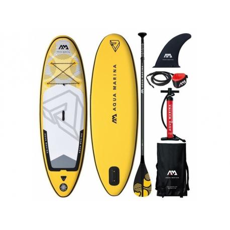 Set paddleboard a padlo AQUA MARINA-Vibrant 244 x 71 x 10 cm