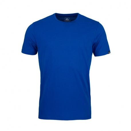 Pánské turistické tričko s krátkým rukávem NORTHFINDER-DEWOS-281blue