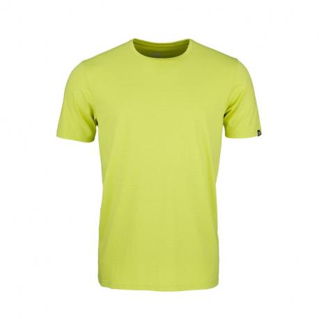 Pánské turistické tričko s krátkým rukávem NORTHFINDER-DEWOS-316green