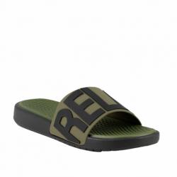 Pánska obuv k bazénu (plážová obuv) COQUI-Speedy army green