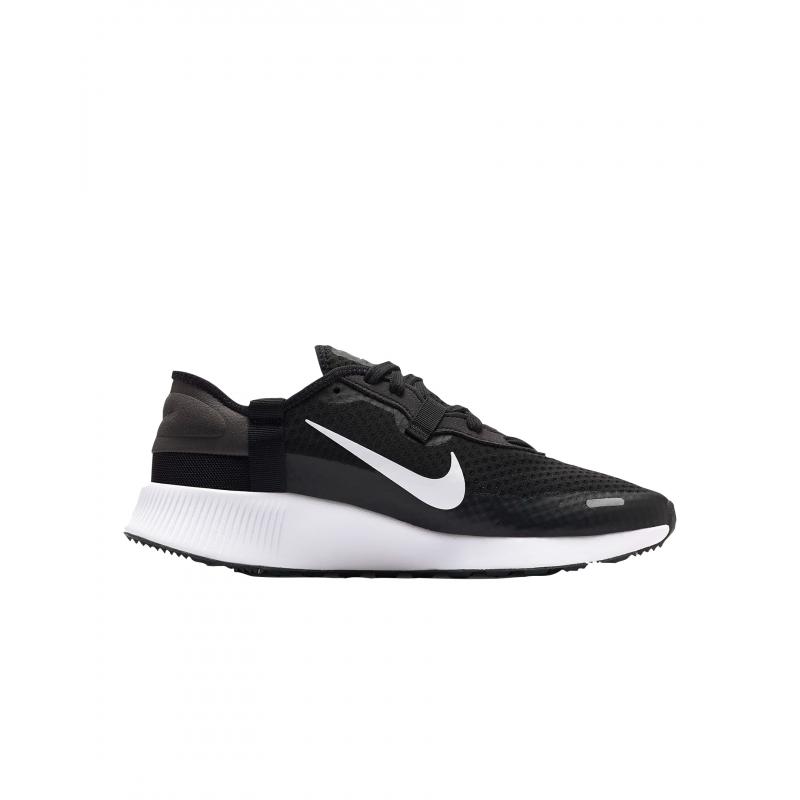 NIKE-Reposto black/smoke grey/iron grey/white 41 Čierna
