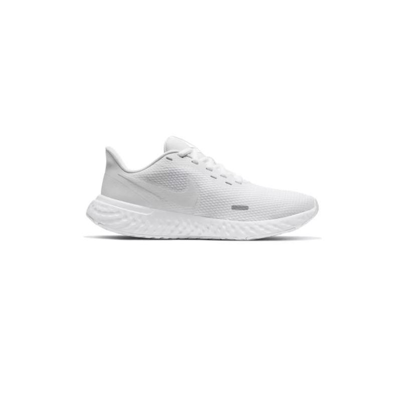 NIKE-Revolution 5 white/white 40 Biela