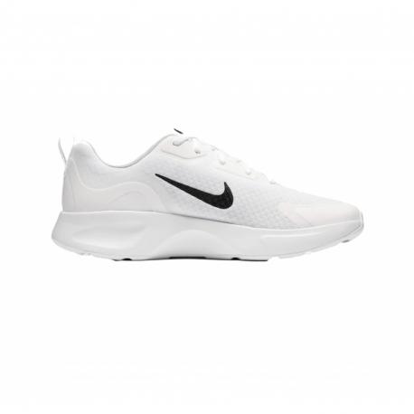 Juniorská rekreační obuv NIKE-WearAllDay GS white / black