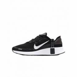 Pánska rekreačná obuv NIKE-Reposto black/smoke grey/iron grey/white (EX)