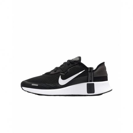 Pánská rekreační obuv NIKE-Reposto black / smoke grey / iron grey / white (EX)